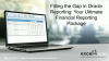 Filling the Gap in Oracle Reporting: Your Ultimate Financial Reporting Package