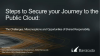 Steps to Secure your Journey to the Public Cloud