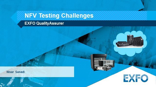 Overcoming testing challenges with NFV