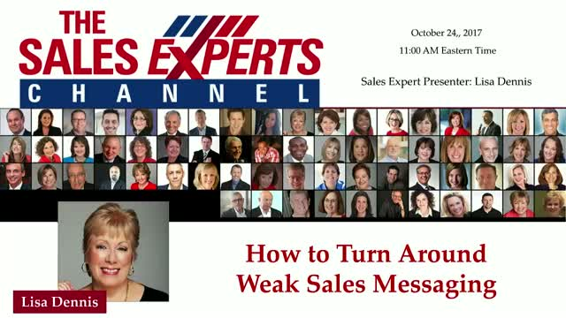 5  Ways to Turn Around Weak Sales Messaging
