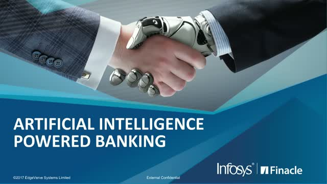 Artificial Intelligence Powered Banking
