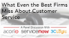 What Even the Best Firms Miss About Customer Service