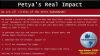 Petya's Real Impact in a New Era of Cyber Warfare
