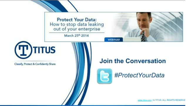 Protect Your Data: How to Stop Data Leaking Out of Your Enterprise