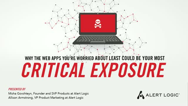 Why the Web Apps You're Worried About Least Could Be Your Most Critical Exposure