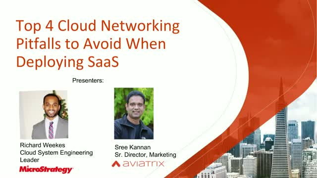 Top 4 Cloud Networking Pitfalls to Avoid When Deploying SaaS