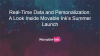 Real-Time Data and Personalization: A Look Inside Movable Ink's Summer Launch