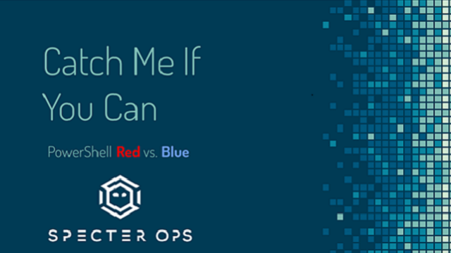 Catch Me If You Can - Red vs. Blue