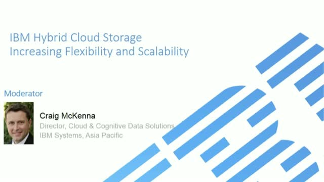 Hybrid Cloud Storage - Sweet Spot for Increasing Flexibility and Scalability