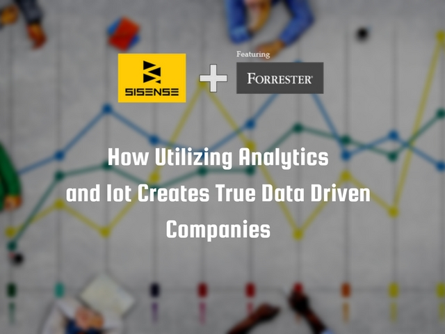 How Utilizing Analytics and IoT Creates True Data-Driven Companies