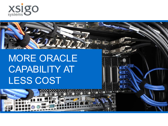5 Ways Virtual I/O Boosts Oracle Performance & Scalability