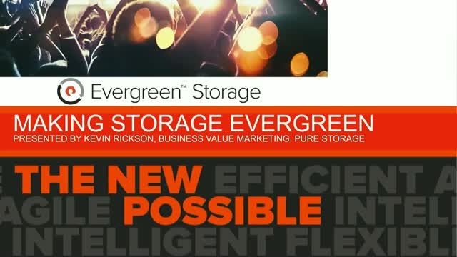 Making Storage Evergreen: A Cloud-Like Approach to On-Prem Storage Solutions