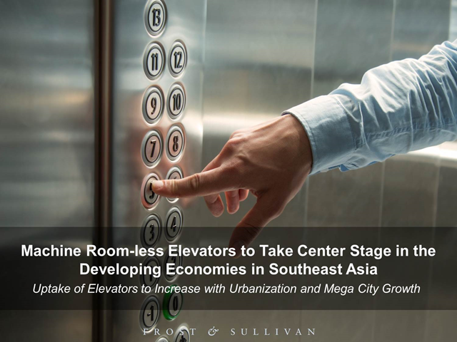 Machine Room-less Elevators in the developing economies in Southeast Asia