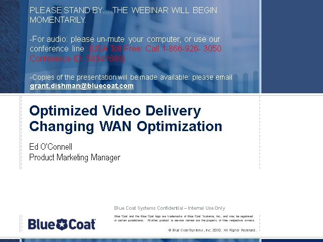 Key Considerations for Successful Video Delivery in the Workplace