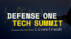 Defense One Tech Summit Livestream 2017 Afternoon Sessions