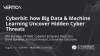 Using Big Data & Machine Learning to Uncover Hidden Cyber Threats