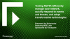 NSS Labs and Forcepoint Webcast: NGFW Market Trends