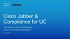 Next Generation Collaboration with Cisco Jabber