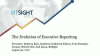 The Evolution of Executive Reporting