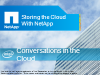 Conversations in the Cloud: Storing the Cloud with NetApp