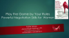 Play the Game by Your Rules: Powerful Negotiation Skills for Women