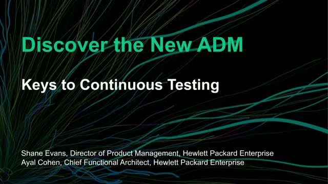 Keys to Continuous Testing for Faster Delivery