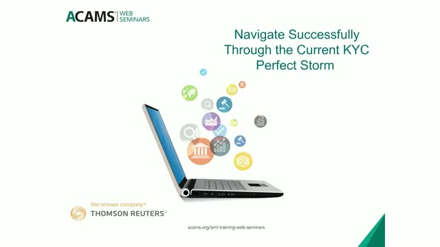 Navigate Successfully Through the Current KYC Perfect Storm