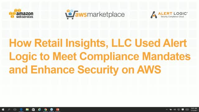 How Retail Insights, LLC Met Compliance Mandates and Enhanced Security on AWS