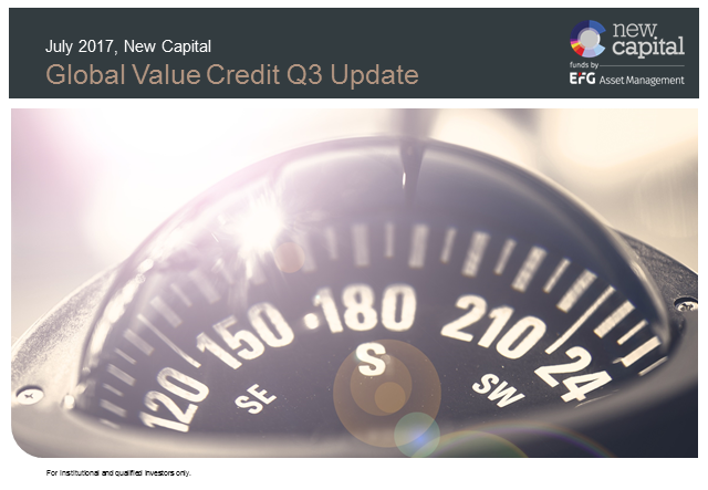 New Capital Global Value Credit Fund - Q2 Review