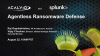 Agentless Defense Against Ransomware