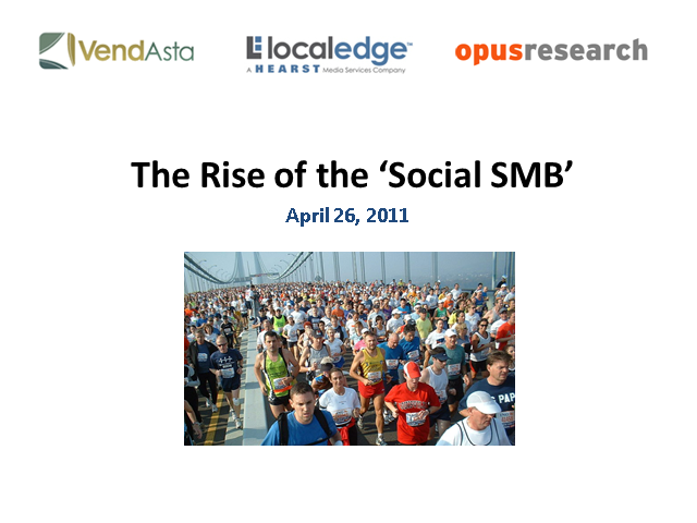 The Rise of the Social SMB