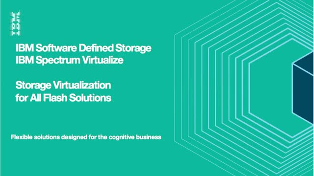 Harness the Advantage of Virtualized All-Flash Storage