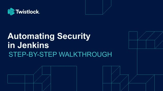 Automated Security for Jenkins