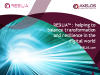 RESILIA™ - HELPING BALANCE TRANSFORMATION AND RESILIENCE IN THE DIGITAL WORLD