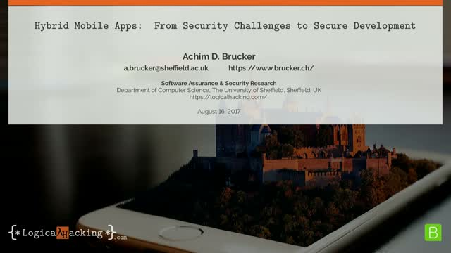 Hybrid Mobile Apps: From Security Challenges to Secure Development