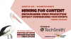 Mining Content: Encouraging Video Production Without Overwhelming Your Experts