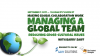 Managing a Global Team: Resolving Cross-Cultural Issues