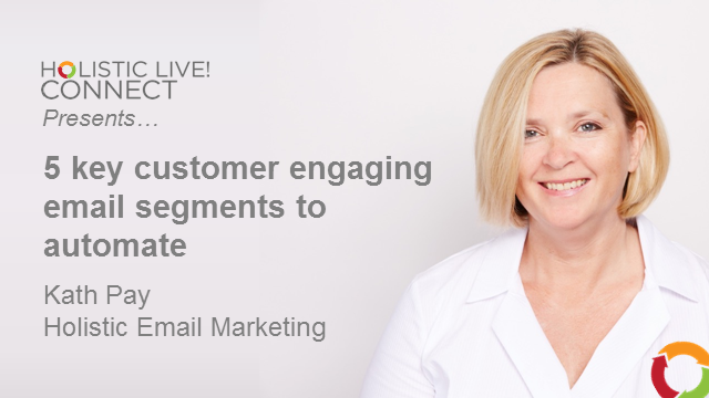 5 key customer engaging email segments to automate