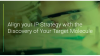 Align your innovation data with your target molecule