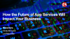 The State of Application Delivery: Resulting on the Future of App Services