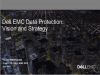 Dell EMC Data Protection: Vision and Strategy