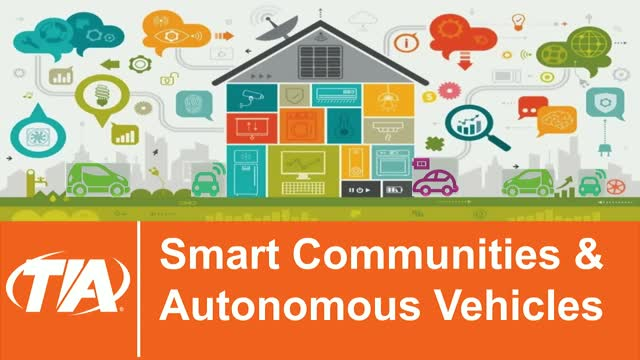Smart Communities and Autonomous Vehicles