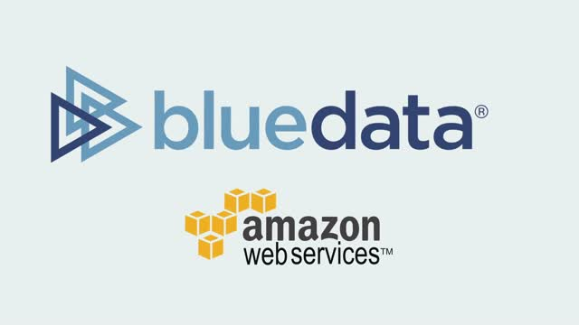 BlueData EPIC on AWS Demo