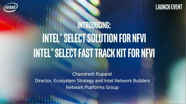 The Next Step to Getting NFV on the Fast Track