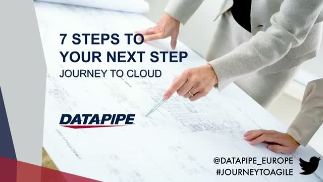 Journey to Cloud: 7 Steps to Your Next Step