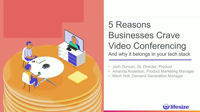 5 Reasons Businesses Crave Video Conferencing