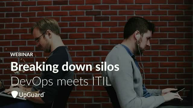 Breaking Down Silos - DevOps Meets ITIL