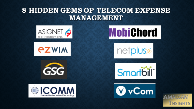 Eight Telecom Expense Solutions Gartner Missed