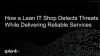 How a Lean IT Shop Detects Threats while Delivering Reliable IT Services