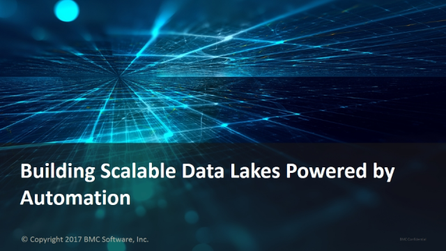 Building Scalable Data Lakes Powered by Automation